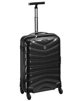 Genuine Mercedes Benz Luggage Bag Firelite 69cm Spinner TSA Lock By Samsonite
