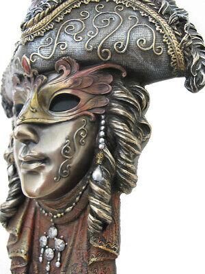 Venezianische Maske Il Pirata Pirat Wand Deko Karneval - Venezianische Piraten Maske