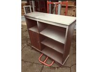 Sturdy bookcase for painting project