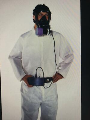 Survivair Powered Air Purifying Respirator Papr With Hepa Filters Ready To Use