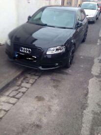 @2009 Audi A3 a line tdi 170bhp 3k no offers