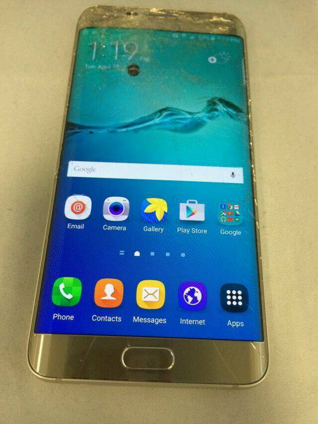 samsung s6 edge. samsung s6 edge gold unlocked