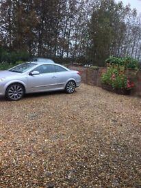 Vauxhall vectra convertible/Swap