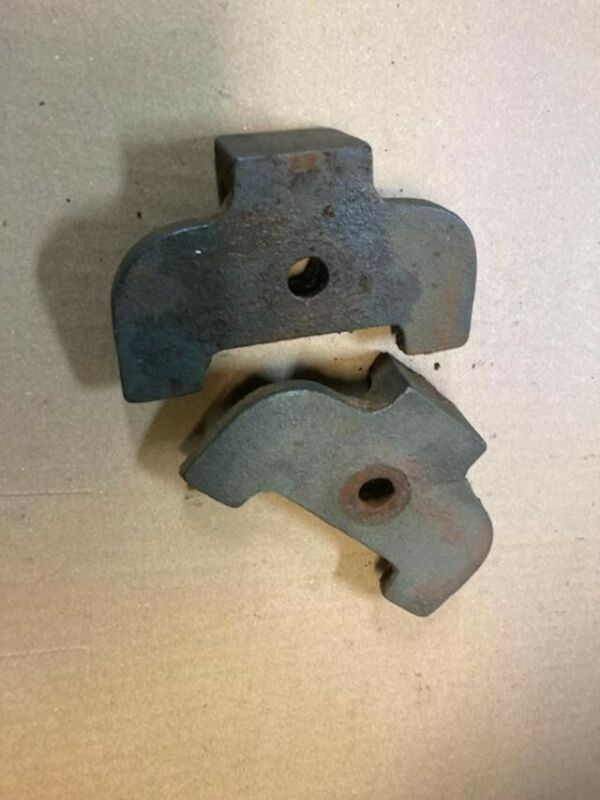 SURFACE GRINDER MAGNETIC CHUCK CLAMP SET WALKER CERAMAX