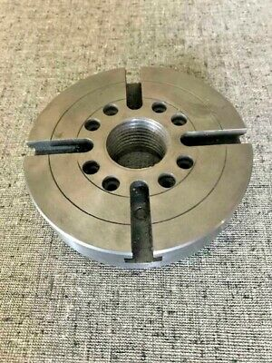 5 Small Face Drive Index Plate 1-12 X 8 Atlas Clausing Logan South Bend