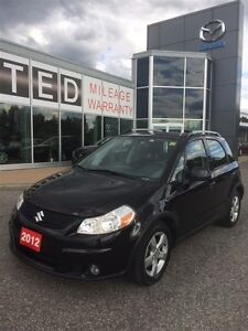 2012 Suzuki SX4 **ALL WHEEL DRIVE SAFTEY** JLX TOP OF THE LINE!!