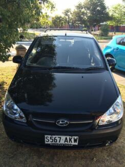 2010 Hyundai Getz Netley West Torrens Area Preview