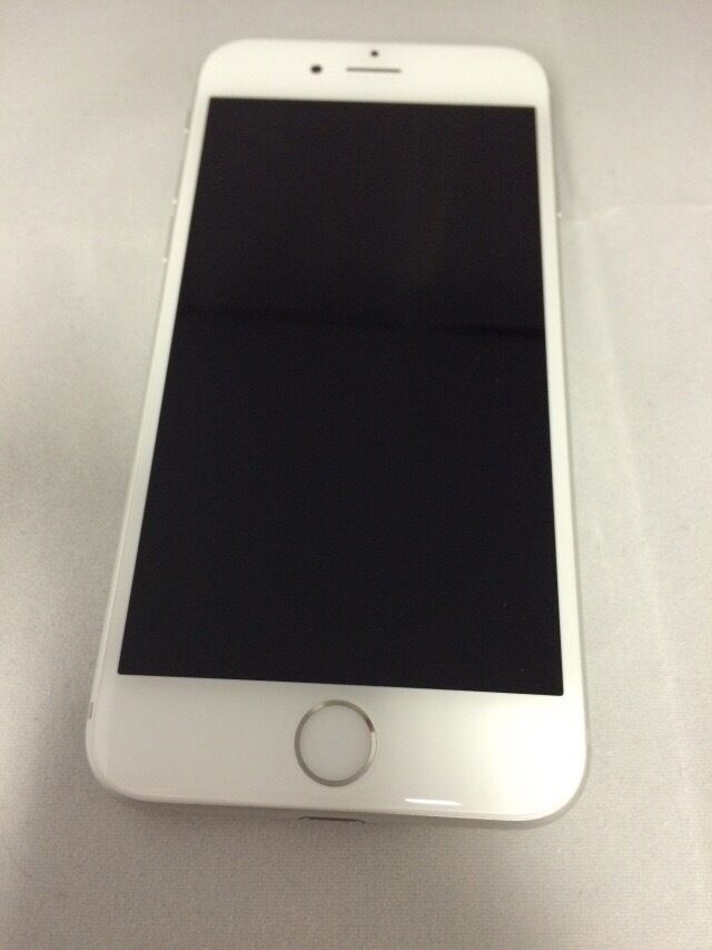 Apple iPhone 6S 64GB Silver AT&T Excellent Condition