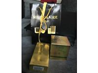 Millionaire gold perfume/ aftershave