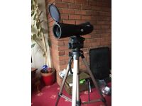 Zennox high powered 20-60X60 telescope