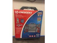 Crescent 170PC Professional Tool Set *NEW AND SEALED*