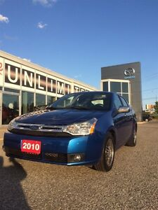 2010 Ford Focus **LOW KM & LOWER PRICE** SE
