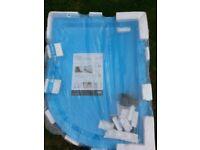 Shower tray (Quadrant 1200x800)