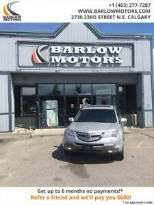 2009 Acura MDX Tech Pkg|Inspected|Awd|High Mileage LOW PRICE!!!!