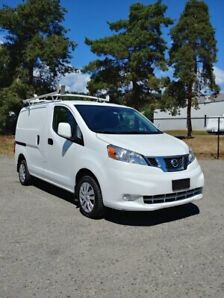 2015 Nissan NV200 SV No accident