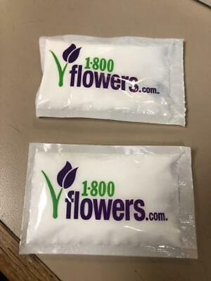 100 packs of 1-800-flowers special Fresh Cut Flowers Hydrate Nourish food