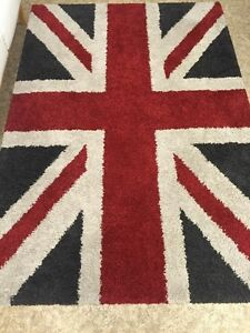 Union Jack Rug 1.6m x 2.3m Mullaloo Joondalup Area Preview