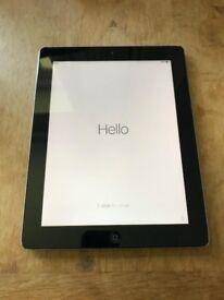 Apple iPad 2 16GB, Wi-Fi, 9.7in - Black, Good Condition