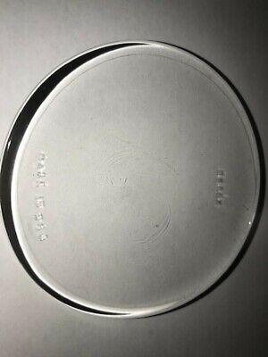 Pyrex 9985 Watch Glass 75 Mm Lab Laboratory Glassware Beaker Cover