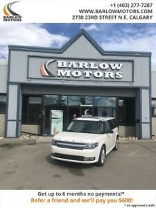 2014 Ford Flex SEL|AWD|Sunroof|Sync|7 passenger