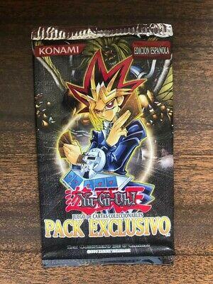 Usado, Yu-Gi-Oh! Sobre de cartas Yu GI Oh! Pack exclusivo. segunda mano  Santa Marta de Tormes