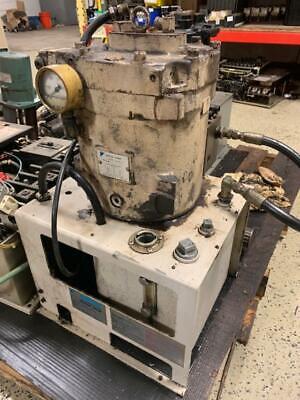 Daikin Ndr 3 Hp Hydraulic Power Unit Ndr151-103h-20 Rotor Pump Rp15a1-22-20-001