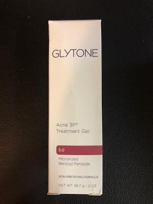 Glytone Acne Gel - Glytone Acne 3P Treatment Gel - 2 oz  - NEW IN BOX