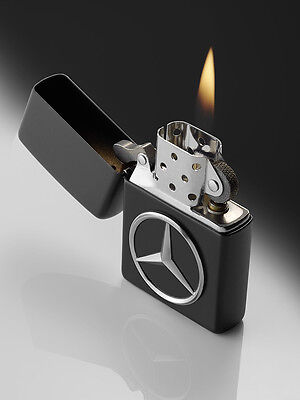 Zippo® Feuerzeug mit Stern, Original Mercedes-Benz Zubehör, Geschenk