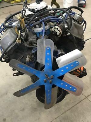 460 engine powertrain