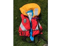 crew saver toddler buoyancy aid