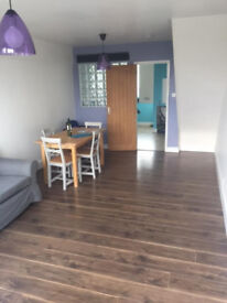 Bright and spacious bedroom in 2-bed flat in Bethnal Green