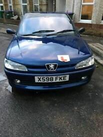 Peugeot 306 1.8 years mot