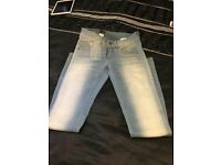 G star raw skinny jeans new with tags