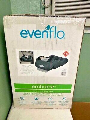 Evenflo Embrace Infant Baby Car Seat Base (Black) New A-46