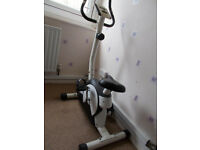 Dynamix static exercise cycle