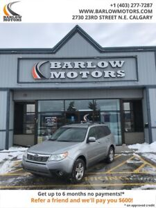 2010 Subaru Forester X Limited Clean Car FAX No accidents Fully