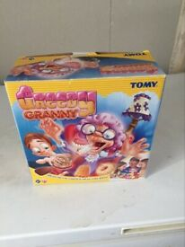 Greedy granny game age 5+ years