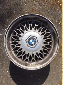 Alloys BMW 5 Series 520i SE