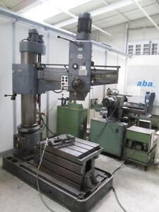 (USED) DRILLING MACHINE / UNION