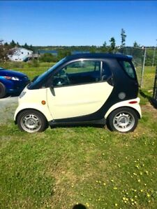 2006 Mercedes Smart Fortwo