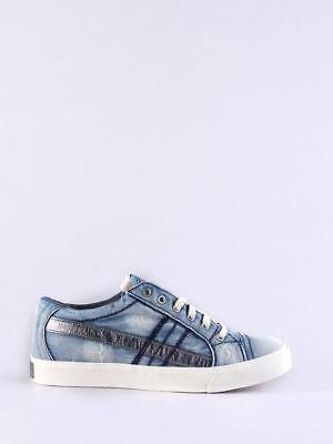 Low Price Online (D-String Low, Ladies Diesel Distressed Denim Footwear. Cheapest Online)