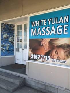 white yulan massage