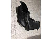 Mens Firetrap Boots Size 8