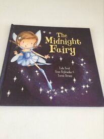 The midnight fairy storybook