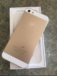iPhone 5s Gold MINT