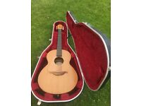 Left handed Lowden S25 Acoustic guitar