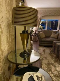 Standard and table lamp