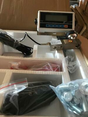 Floor Scale Kit Built It Yourself Kit Vet Scale 5000 Lb