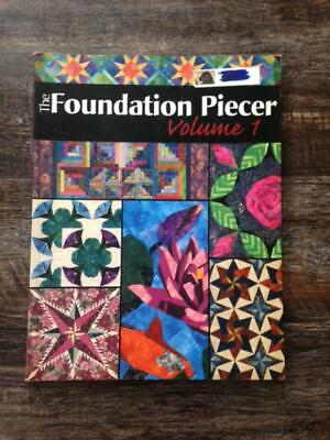 The Foundation Piecer Volume I Book for sale  Newport