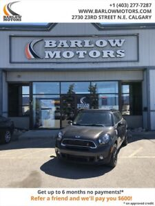 2016 MINI Cooper Paceman S ALL4 LEATHER SUNROOF ONE OWNER